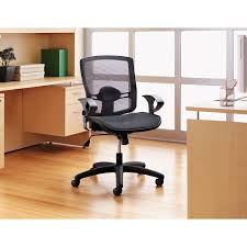 Alera Mesh Office Chairs by Etros Series Mesh Mid Back Synchro Tilt Chair By Alera Aleet4218