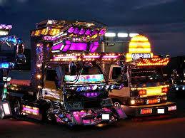 Japanese Dekotora Trucks