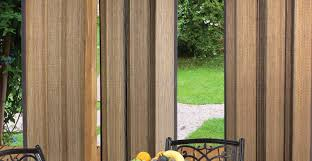 curtains intriguing outdoor bamboo blinds price india compelling