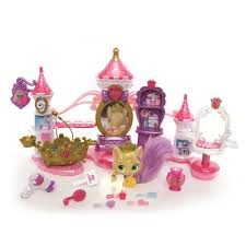 Palace Pets Pumpkin Soft Toy by Disney Princess Palace Pets Spa Playset Includes Rapunzel U0027s Cat