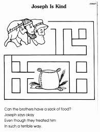 Pharaohs Dream Maze Joseph Story Puzzle