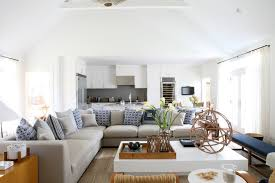 Grey Sectional Living Room Ideas by Small Sectional Sofa Living Room Beach Style With Stainless Steel