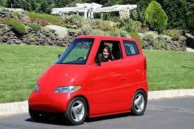commuter cars voiture électrique en ligne
