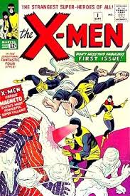 History Of The X Men