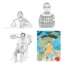 Coloring Ryan Gosling Colouring Book Australia Together With