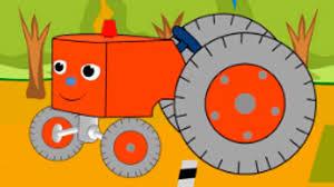 Coloriage Tracteur 6 JeColoriecom
