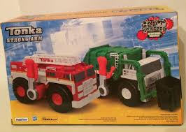 100 Tonka Strong Arm Garbage Truck Original Fire 1795525923