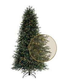 Artificial Layered Noble Fir Christmas Tree by My Balsam Hill Home Stunning Artificial Christmas Trees For Your