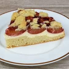 pflaumen quark kuchen mit streusel