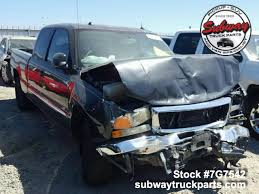 100 Sierra Truck And Van Used Parts 2005 GMC 1500 53L 4x2 Subway Parts Inc
