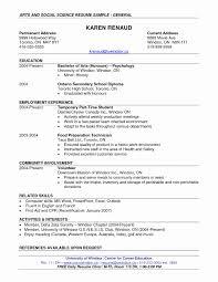 Sample Resume For Fresh Psychology Graduate Stunning Puter Science Teacher Samples