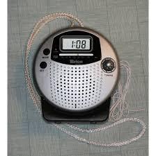 kleines badezimmer radio