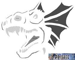 Pirate Pumpkin Patterns Free by Easy Dog Pumpkin Carving Stencils Mack U0027s Logo Pdf Gif Cool