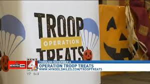 Donate Leftover Halloween Candy To Our Troops by Donate Your Halloween Candy To The Troops Woai