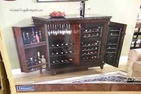costco clearance tresanti zinfandel thermoelectric wine cooler