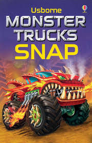 "Monster Trucks Snap"" At Usborne Children's Books"