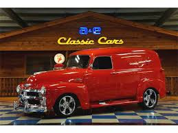 1954 Chevrolet Panel Truck For Sale | ClassicCars.com | CC-990822 1954 Chevrolet Panel Truck For Sale On Classiccarscom 3100 Classics Autotrader Roletchevy 1 Ton 3800 Panel Truck Chevrolet Retro Custom Hot Rod Rods H Chevy Yarils Customs Filerearview Truckjpg Wikimedia Commons Joey Taz Hchens Chopped The A Homebuilt Pickup Inspired By Street Rodder Hot Rod Dukes Auto Sales 1956 Delivery Panel Truck Trucks Pinterest Ez Chassis Swaps