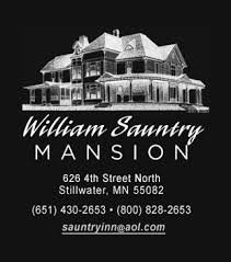 Wel e to the William Sauntry Mansion Bed and Breakfast