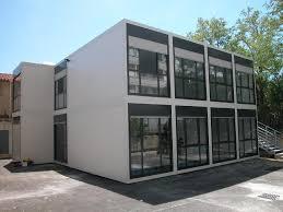 bureau préfabriqué occasion service de construction modulaire