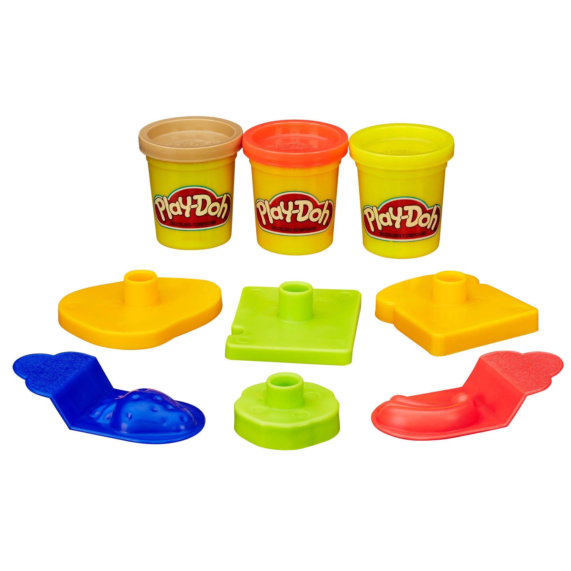 Play Doh Picnic Bucket Playset
