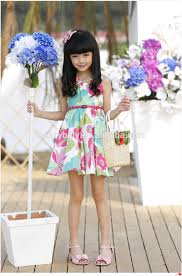 old vintage items traditional chinese dress for girls printed