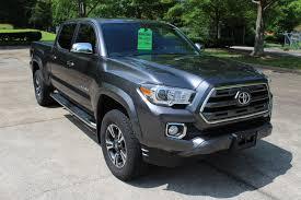 100 Used Toyota Tacoma Trucks 2016 For Sale In Jasper Jasper Jeep Dodge