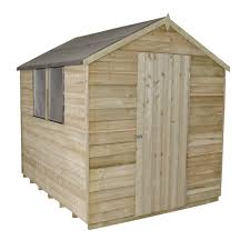 6x8 Storage Shed Home Depot by 6x8 Storage Shed 6x8 Mini Barn Wood Shed Kit Keter Manor Large 6