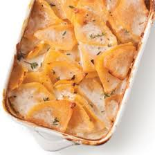 cuisiner rutabaga gratin de rutabagas à la dauphinoise recettes cuisine et