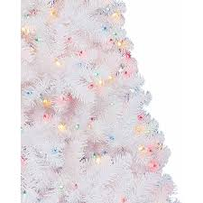 White Christmas Tree Pre Lit 6ft by Holiday Time Pre Lit 6 5 U0027 Madison Pine Artificial Christmas Tree