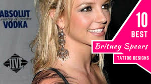 10 Best Britney Spears Tattoo Designs