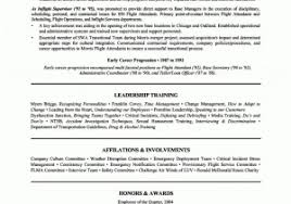 Aviation Management Resume From Beautiful Executive Templates Example Line Cv Microsoft