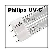Uvc Lampe 9 Watt by Philips Uv C Lamp Blue Lagoon Uvc Com