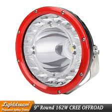 Pair Round 9inch 162W Led Driving Work Light 4x4 Offroad Lights For ... Led Offroad Light Bars For Trucks Led Lights Design Top 10 Best Truck Driving Fog Lamp For Brightest 36w Cree Work 12v Vehicle Atv Bar Tractor Rms Offroad Cheap Off Road Find Aliexpresscom Buy Solicht 55 45w 9pcs 10inch 255w 12v Hight Intensty Spot Star Rear Chase Dust Utv Jeep Pair Round 9inch 162w 4x4 Rigid Industries D2 Pro Flush Mount 1513 Heavy Duty Vehicles Desnation News