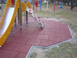 dflect rubber playground tiles interlocking rubber mats rubber