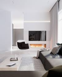 100 Modern Interiors Stylish Apartment Interior Design In A Simplicity