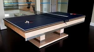 dining room pool table combo 5 kitchen aid ice cream recipes