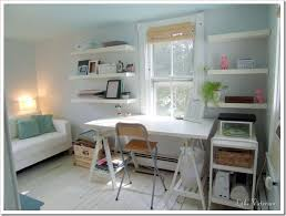 Small Office Guest Room Now I Just Need A Chic Affordable Sofabed