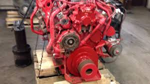 100 Adelman Truck Parts 3412E BDT05597 RUN TEST 61617 YouTube