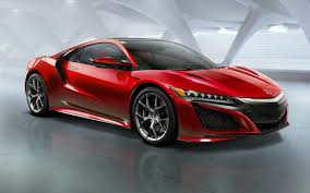 Best Honda Acura Nsx Car Wallpaper