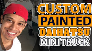 Custom Painted Daihatsu Mini Truck - YouTube Hodge Podge Lodge The Fridge Saga Part Ii Two Cities Girls Great Food Truck Race Comes To Atlanta Texas Lovely Food Bus Pictures From Cleveland Diy Pinterest Home Original Ron Carter In Alvin Tx 77511 Winner Is Fn Dish Behindthescenes Calbayog Update Hpodge Finale Texan In The Philippines 1964 Dodge 44build Montgomery Taylor Tony