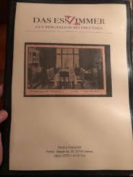 esszimmer restaurant herborn restaurant reviews