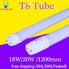 led l 220v 1200mm g13 t8 led light 18w 20w 4ft t8