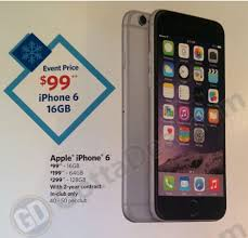 Sam s Club Selling iPhone 6 as Low as $99 Starting November 15