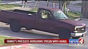 Couple's Prized Possessions Stolen In Trailer Heist | KFOR.com A Uhaul Rental Pickup In Ldon Ontario Canada Stock Photo Trucks And Cargo Vans Rent For Just 1995 A Day Vintage Nylint Uhaul Ford Pickup Truck Closed Trailer U Haul Pickup Photos Images Alamy 5x8 Utility Trailer Rental Oneofakind Replica Truck My Storymy Story Should You Rent Fun An Invesgation Are Great Solution Small Moves They Can Antique Toy Ford Highly Collecti Flickr Cargo Van Queen Size Bed Can Fit Uhaul Cool Storage Helps Broaden Base On Marco Island About Port Jefferson Station Gets New Location At