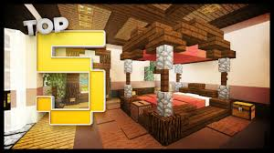 Minecraft Bedroom Designs Ideas Youtube Full Size