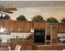 KitchenIdeas For Decorating Above Kitchen Cabinets As Pantry Ideas