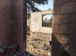 100 Denise Rosselli Burned Out Of Her House Napa Valley College Professor Deals