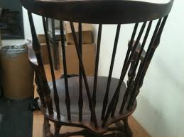 Nichols And Stone Windsor Rocking Chair by Nichols And Stone Windsor Rocking Chair Antique Appraisal