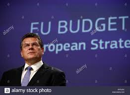 100 Sefcovic Brussels Belgium 6th June 2018 Press Statement By EU Commisioner