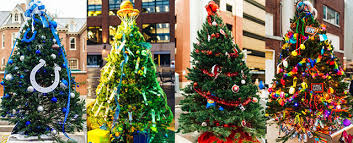 St John The Evangelist Catholic Church And Downtown Indy Inc Are Excited To Announce Fifth Annual Georgia Street Christmas Tree Decorating Contest